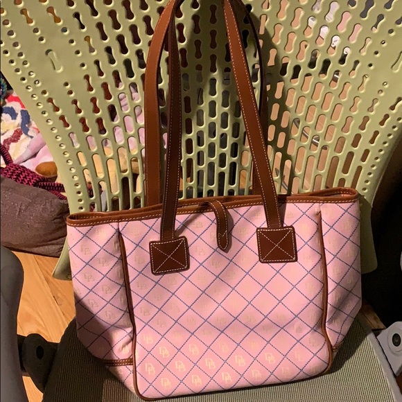 Dooney & Bourke made in USA tote